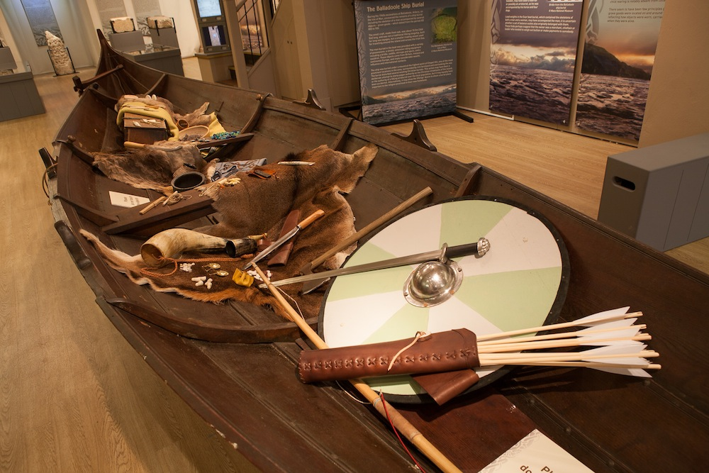 Vikings Shrewsbury Museum 2