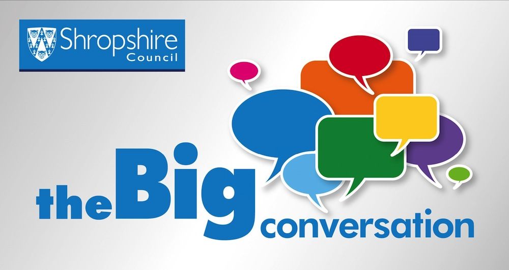 big conversation