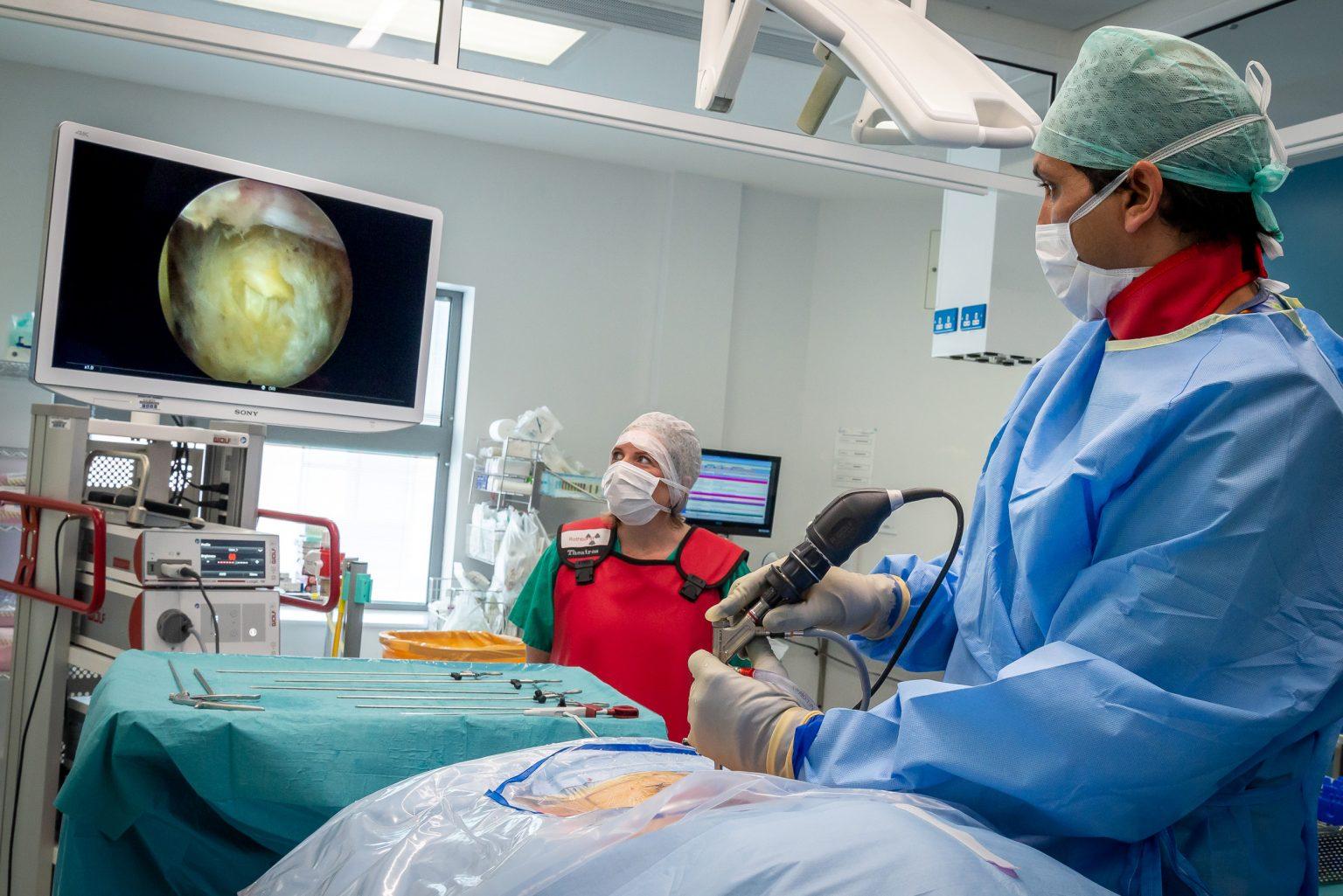 LoF Endoscope donation