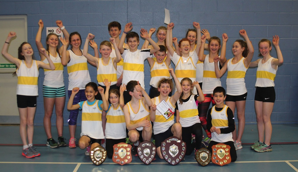 Bridgnorth athletics club