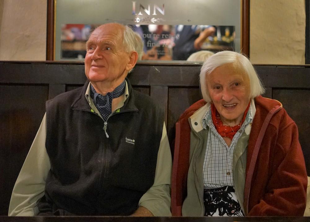 Father of house2 - John & Jean Walker