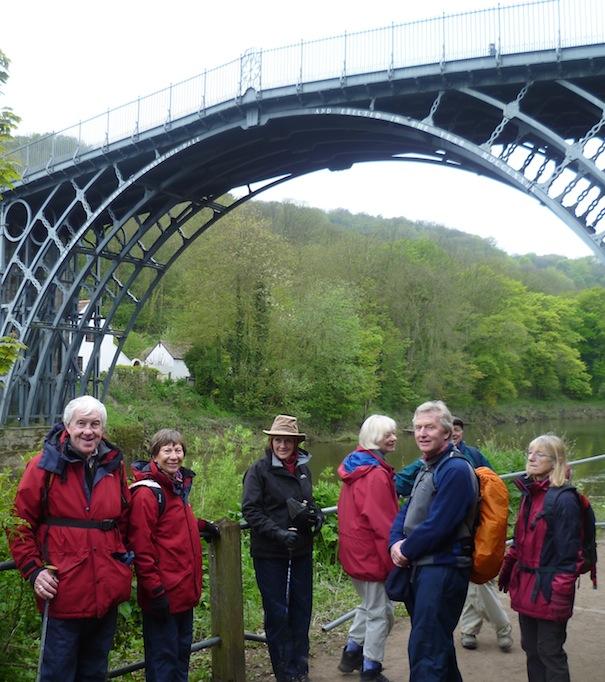 Ironbridge Gorge Walking Festival 2013