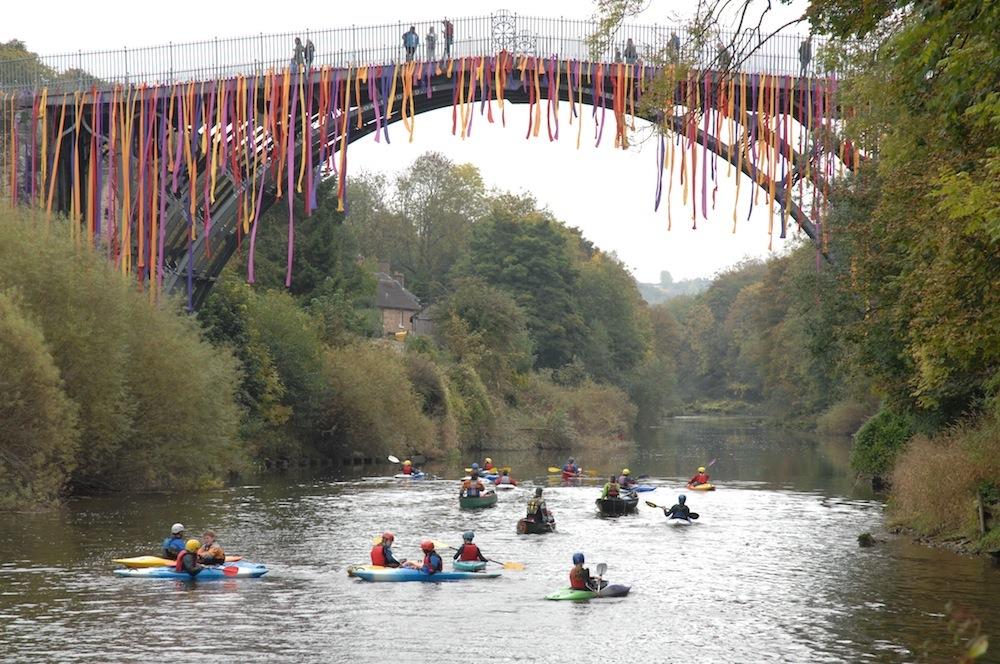 Ironbridge ribbons 1