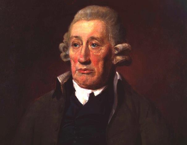 John Wilkinson 1728-1808. Courtesy the Ironbridge Gorge Museum Trust