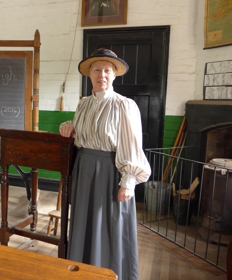 Queen's Award for Voluntary Service - Geraldine King Chair the Friends of the Ironbridge Gorge Museum