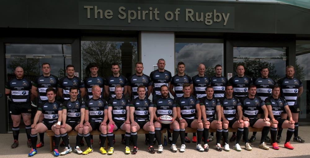 Bridgnorth Rugby Club at Twickenham