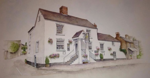 The Fox Inn, Much Wenlock