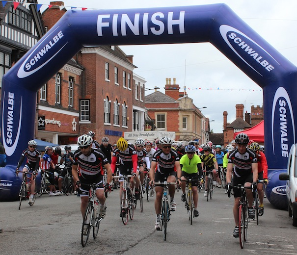 The Shropshire Hills Sportive will take place on 7 July