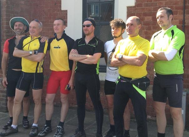 charity bike ride 4
