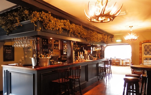 The Swan Inn, Knowle Sands