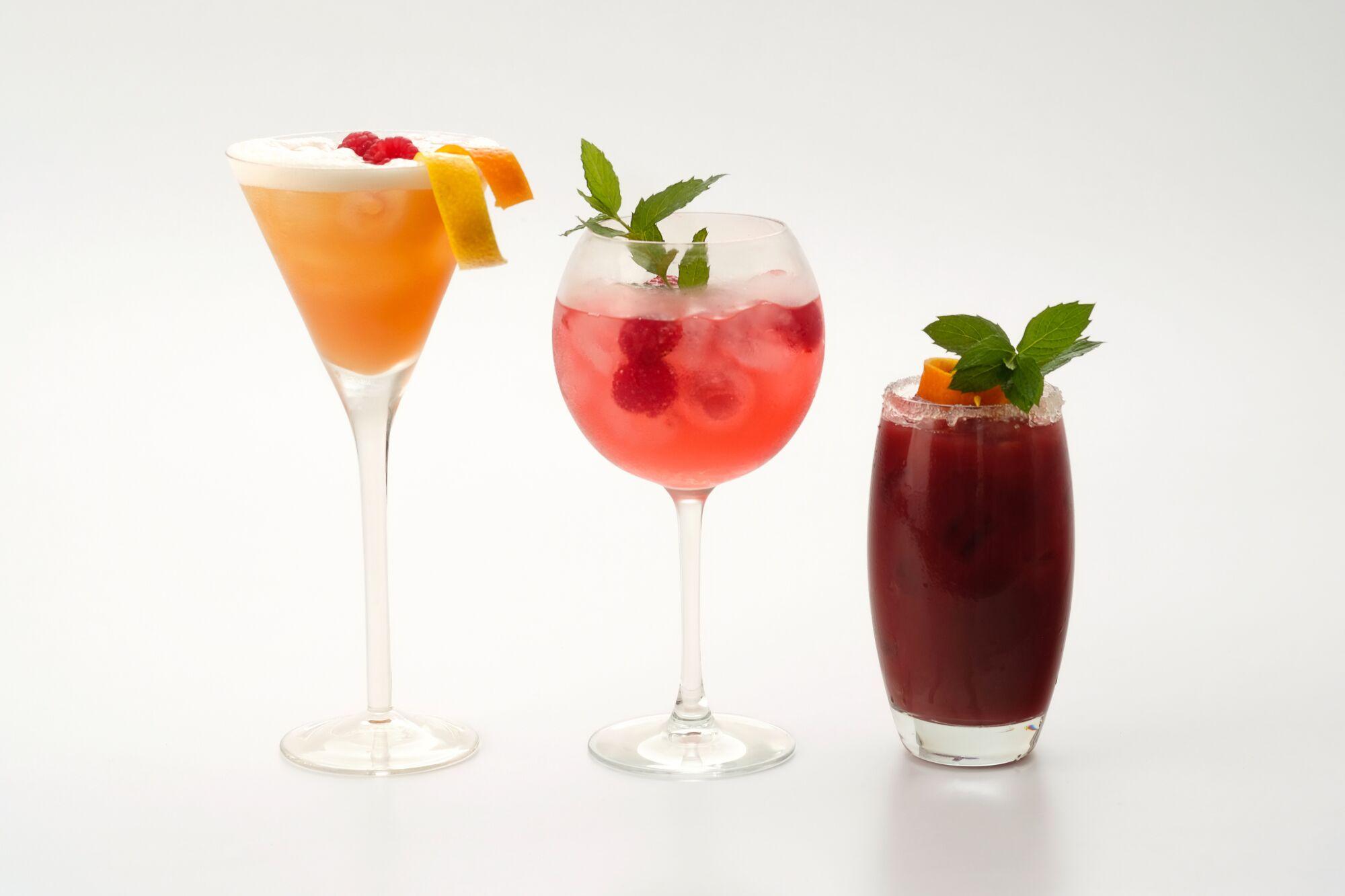 RECIPE: Christmas cocktails 1