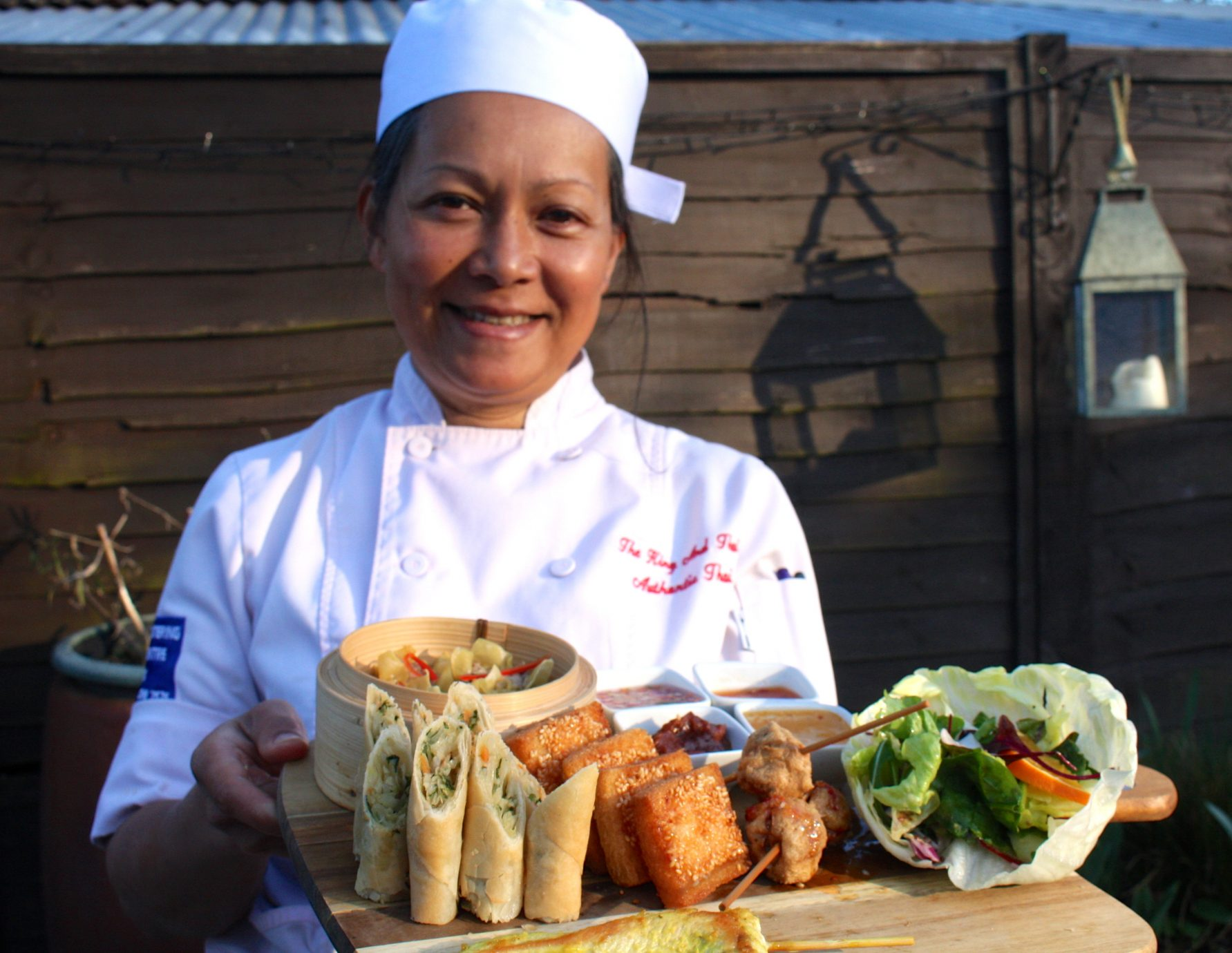 RESTAURANT REVIEW: The King and Thai, Broseley 1