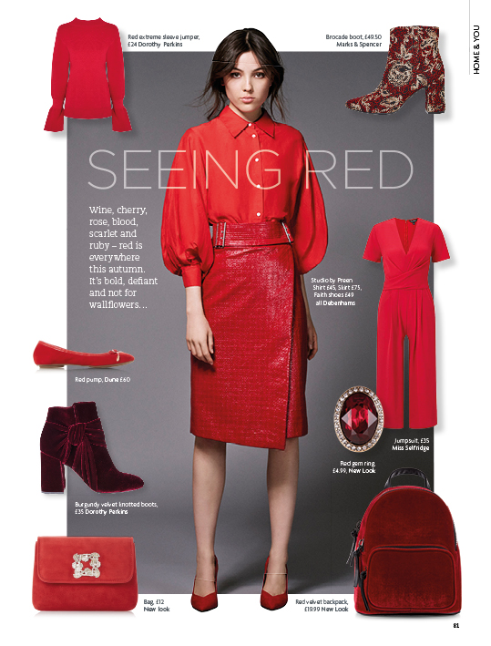 Seeing Red