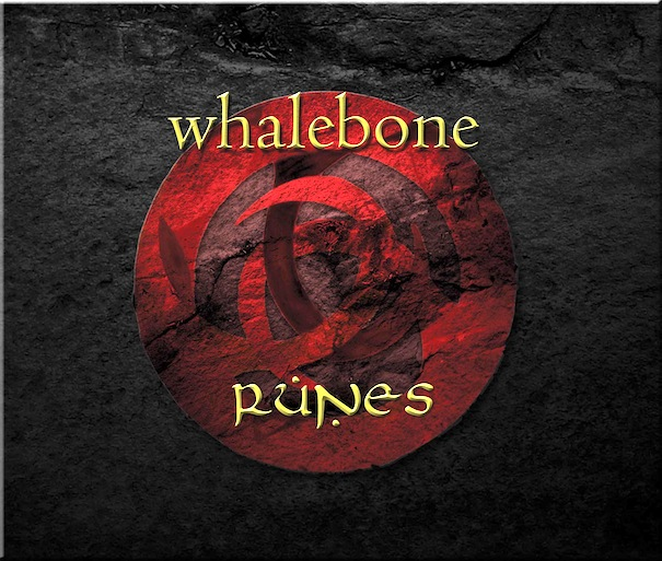 whalebone Runes Front Cover Only